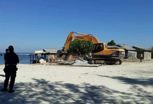 Indonesien verbietet den Export von Korallen