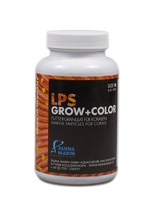 Ultra LPS Grow and Color M 250ml Spezial Futter fuer alle AZOOX und ZOOXA und LPS Corals