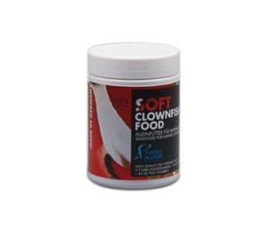 Soft Clownfish Food 100ml Groesse L  Weiches, speziell angereichertes Futter speziell fuer Anemonenfische