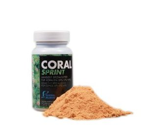 Coral Sprint 100ml / 70 g  Langzeit Spezialfutter fuer SPS / LPS / NPS Korallen