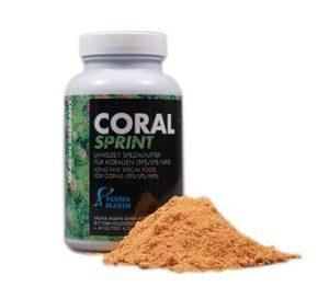 Coral Sprint 250ml / 175 g  Langzeit Spezialfutter fuer SPS / LPS / NPS Korallen