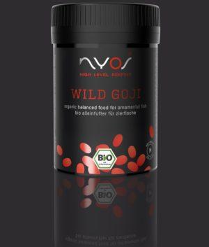 Wild Goji – BIO-Zierfischfutter