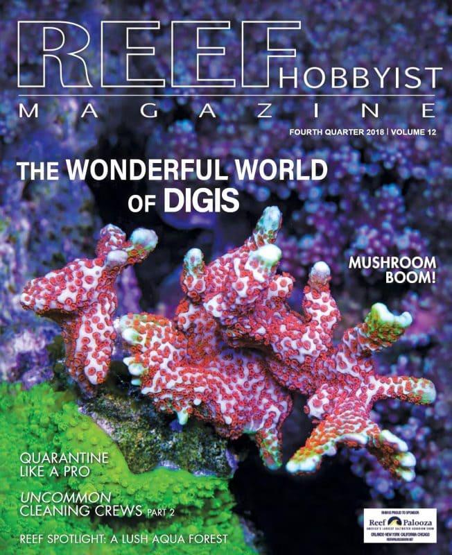 Reef Hobbyist Magazine Q4 2018