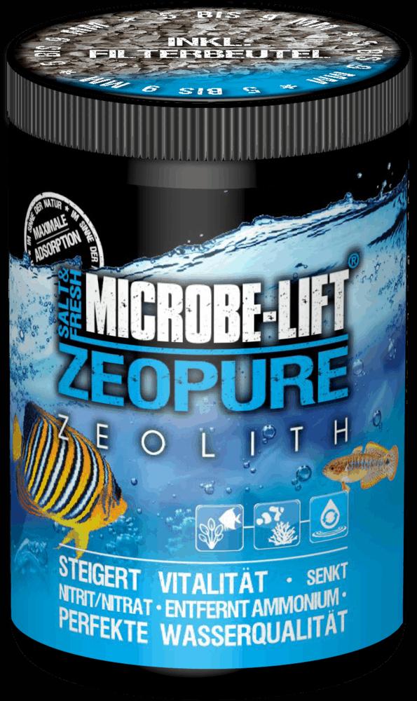 Microbe-Lift Zeopure Mini (Zeolith 1,5-3mm) (1000 ml / 750 g)