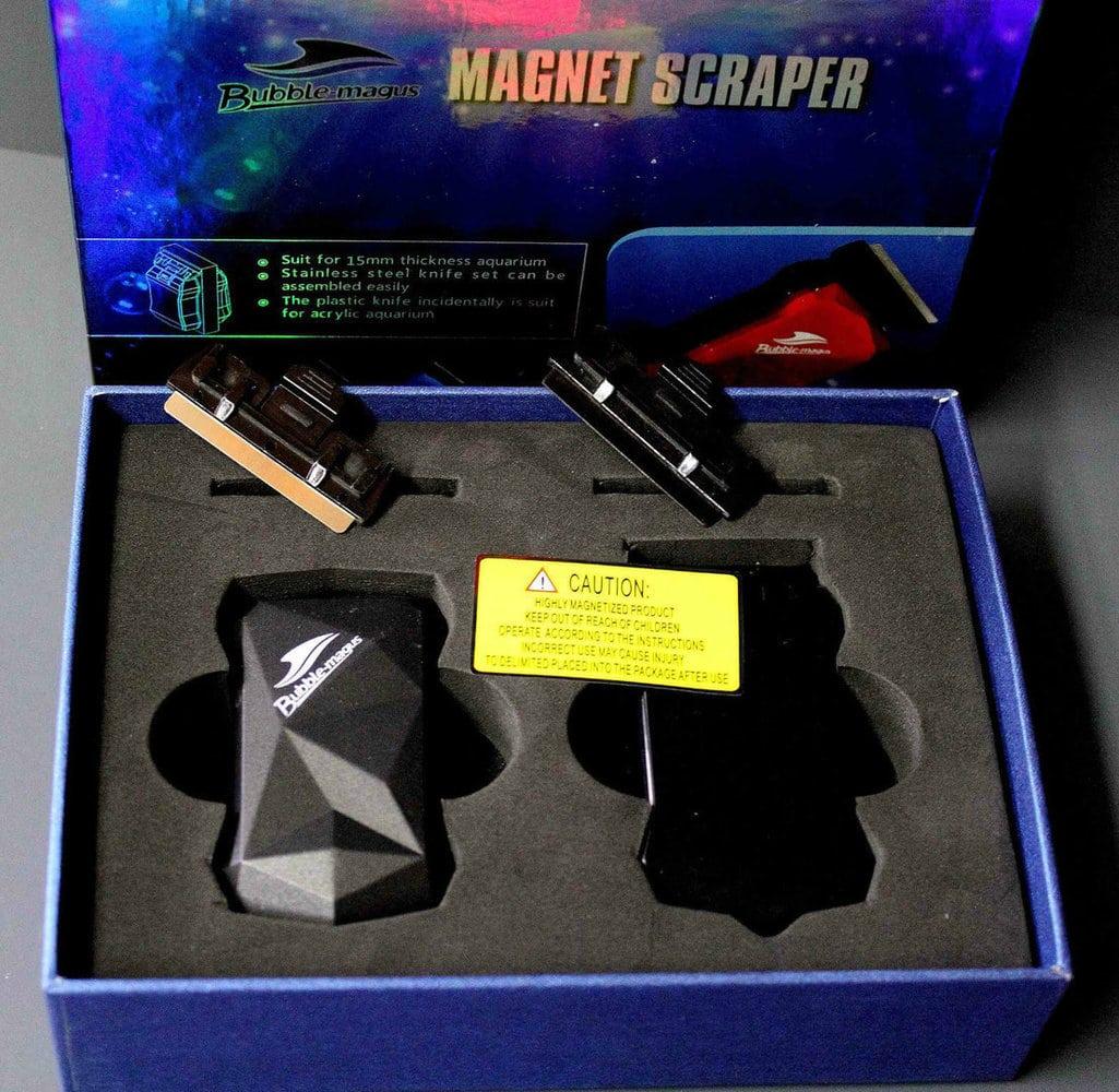 Bubble Magus Magnet-Scheibenreiniger für Glasstärke bis 15mm