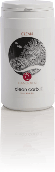 Clean carb 2500g Eimer