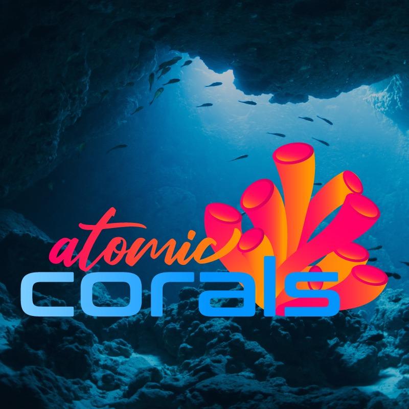 Atomic Corals
